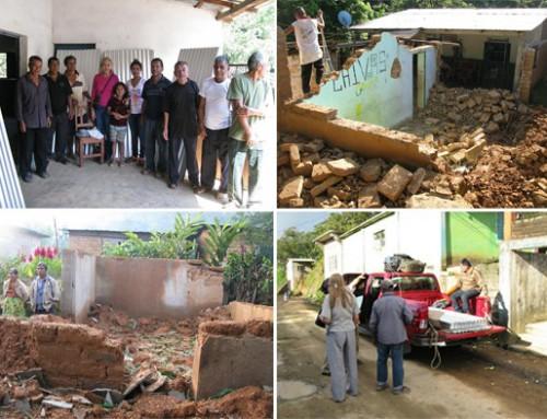 2017 : Secours consécutifs au tremblement de terre au Mexique