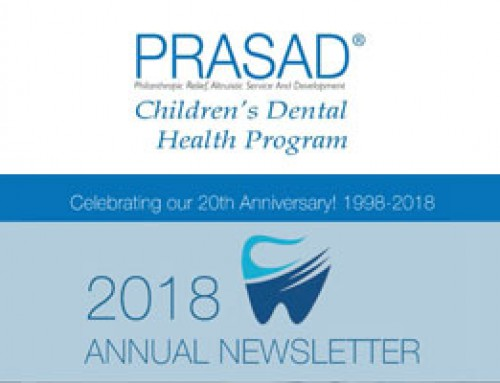 PRASAD CDHP 2018 Annual Newsletter